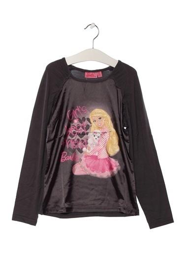 Barbie Tişört Antrasit